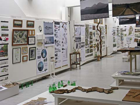 Edinburgh College Of Art Degree Show 2013 Landscape Institute Scotland