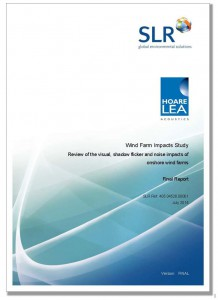 Pages from ClimateXChange Wind Farm Impacts Study - July 2015