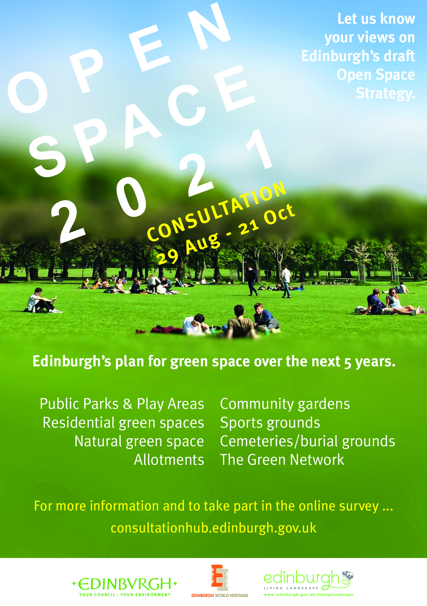 Open space flyer