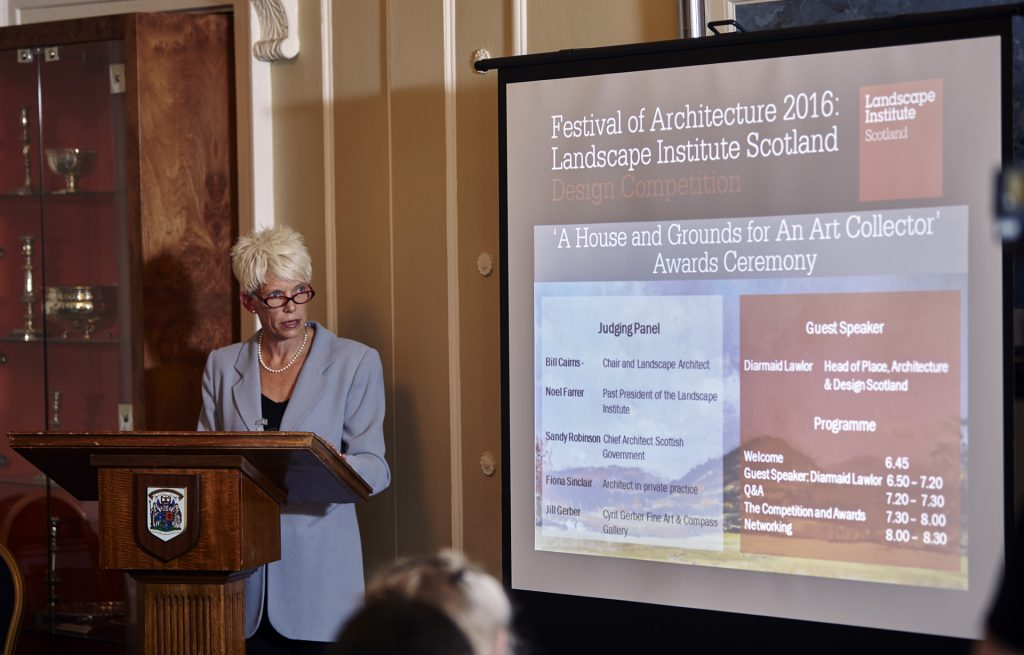LIS FOA2016 – A House and Grounds for an Art Collector – A